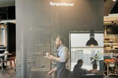 Synge and Byrne